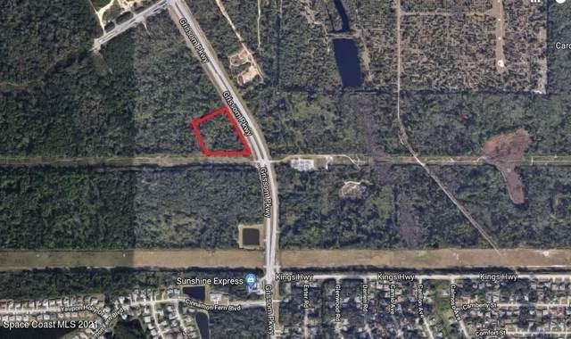0 Grissom Parkway, Titusville, FL 32780 (MLS #899551) :: Blue Marlin Real Estate