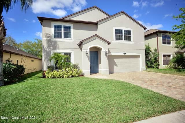 505 Dryden Circle, Cocoa, FL 32926 (MLS #899575) :: Premium Properties Real Estate Services