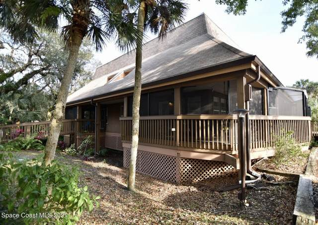 6310 Treetop Drive, Melbourne Beach, FL 32951 (MLS #899589) :: Premium Properties Real Estate Services