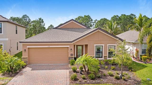 632 Dillard Drive SE, Palm Bay, FL 32909 (MLS #899599) :: Engel & Voelkers Melbourne Central
