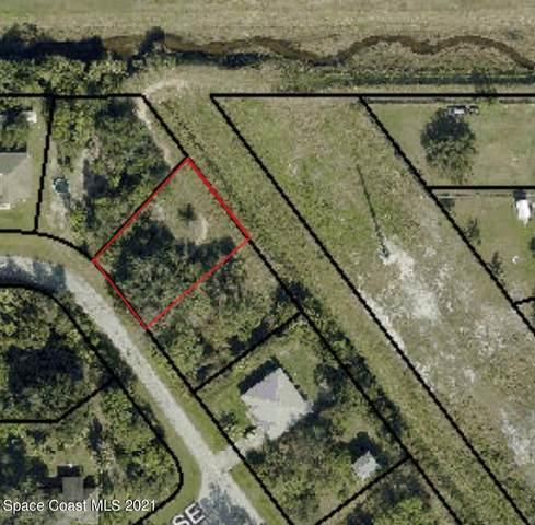 3101-1 Topsey Avenue SE, Palm Bay, FL 32909 (MLS #899610) :: Engel & Voelkers Melbourne Central