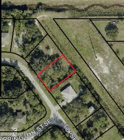 3101-2 Topsey Avenue SE, Palm Bay, FL 32909 (MLS #899611) :: Engel & Voelkers Melbourne Central