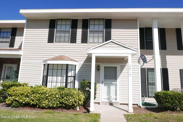 2813 Manor Drive NE #84, Palm Bay, FL 32905 (MLS #899612) :: Premium Properties Real Estate Services
