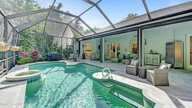 4445 Bethany Lane, Titusville, FL 32780 (MLS #899622) :: Premium Properties Real Estate Services
