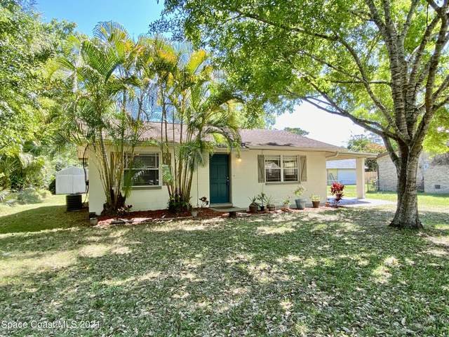 2295 Commodore Boulevard, Melbourne, FL 32904 (MLS #899649) :: Premium Properties Real Estate Services