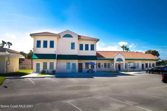 3270 S Hwy A1a #106, Melbourne Beach, FL 32951 (MLS #899669) :: Blue Marlin Real Estate