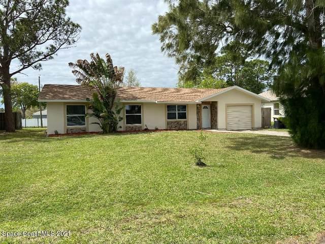 486 Catalina Avenue, Palm Bay, FL 32907 (MLS #899694) :: Premium Properties Real Estate Services