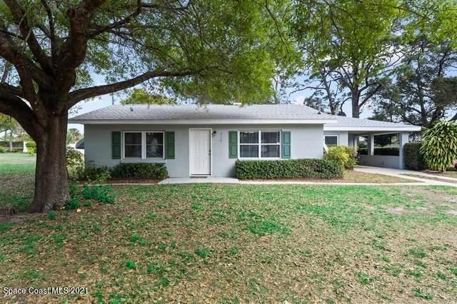 212 Olmstead Drive, Titusville, FL 32780 (MLS #899708) :: Premium Properties Real Estate Services