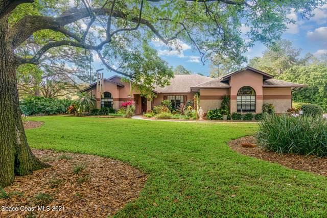 5395 Amy Way, Mims, FL 32754 (MLS #899794) :: Premium Properties Real Estate Services