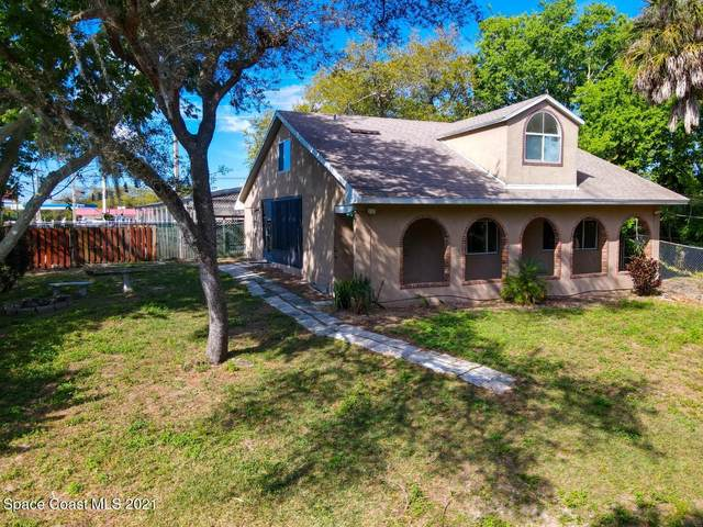 4641 Indian River Drive, Cocoa, FL 32927 (MLS #899798) :: Premium Properties Real Estate Services