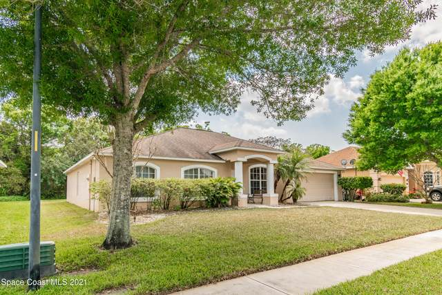 3245 Soft Breeze Circle, Melbourne, FL 32904 (MLS #899835) :: Engel & Voelkers Melbourne Central
