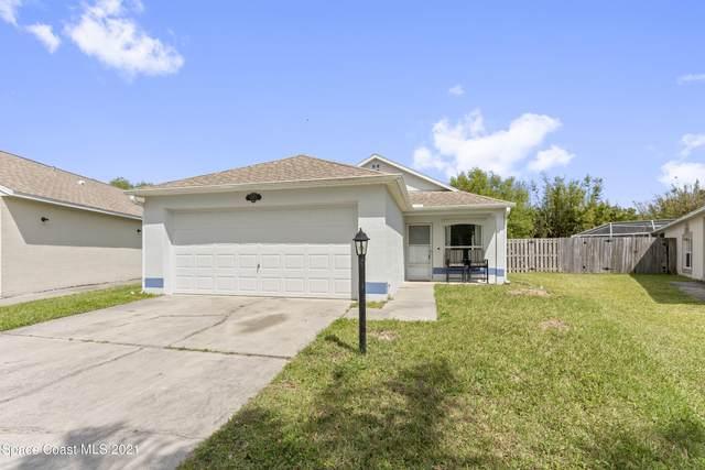 2852 Maderia Circle, Melbourne, FL 32935 (MLS #899870) :: Blue Marlin Real Estate