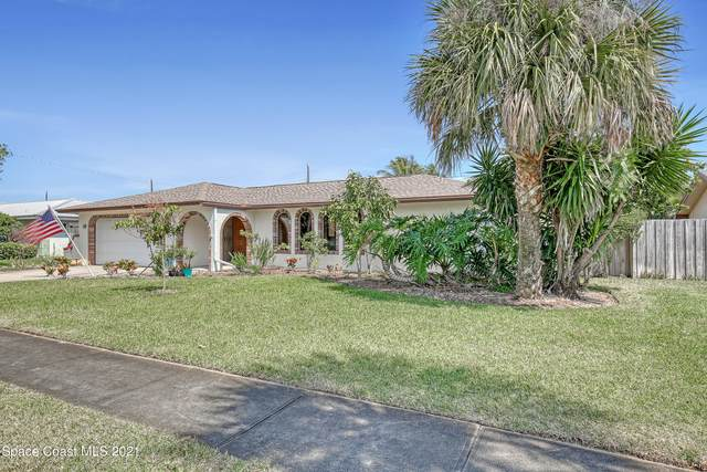 765 Richard Street, Satellite Beach, FL 32937 (MLS #899904) :: Premium Properties Real Estate Services