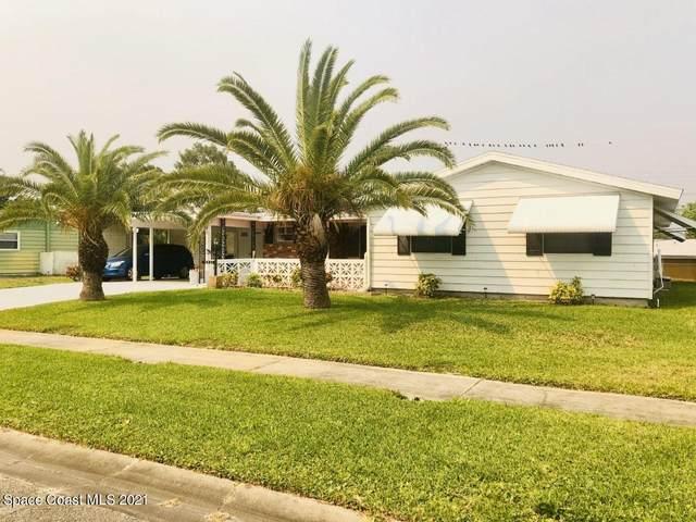 2931 Redgrove Drive NE, Palm Bay, FL 32905 (MLS #899923) :: Engel & Voelkers Melbourne Central