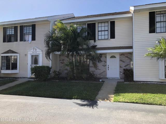2013 Manor Drive NE, Palm Bay, FL 32905 (MLS #899927) :: Premium Properties Real Estate Services