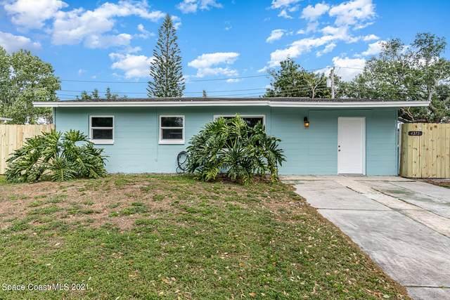 4375 Doncaster Drive, Melbourne, FL 32935 (MLS #899929) :: Premium Properties Real Estate Services