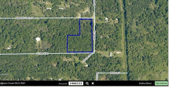 0000 Burning Tree Ave/ Freda Tr, Cocoa, FL 32926 (MLS #899946) :: Armel Real Estate