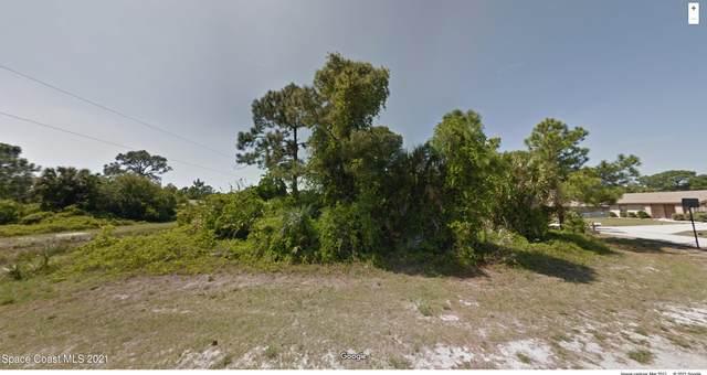 448 Ward Road SW, Palm Bay, FL 32908 (MLS #899954) :: Engel & Voelkers Melbourne Central