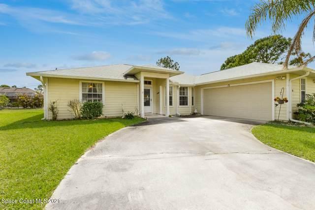 1284 Waterford Street SE, Palm Bay, FL 32909 (MLS #899961) :: Engel & Voelkers Melbourne Central