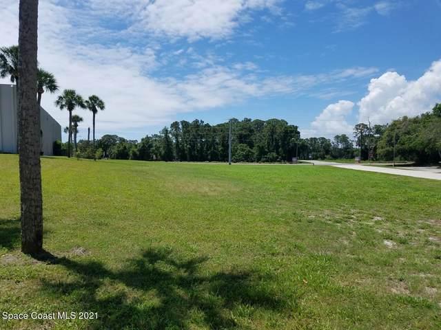 150 Eyster Boulevard, Rockledge, FL 32955 (MLS #900004) :: Blue Marlin Real Estate