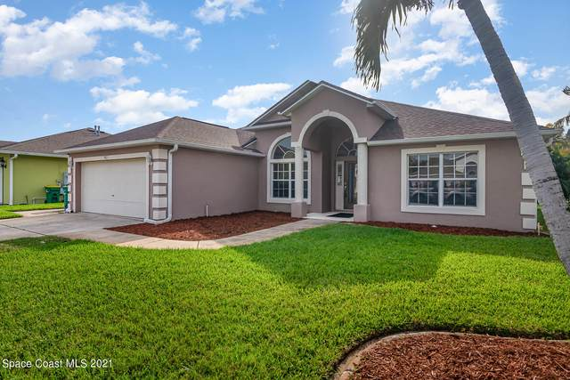 967 Harbor Pines Drive, Merritt Island, FL 32952 (MLS #900014) :: Premium Properties Real Estate Services