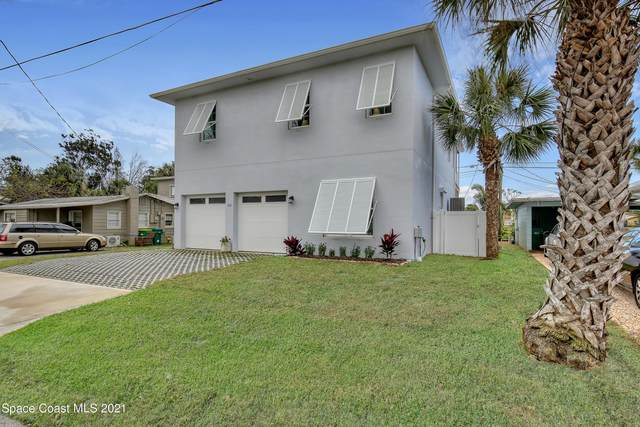 112 Atlantic Avenue, Indialantic, FL 32903 (MLS #900042) :: Blue Marlin Real Estate