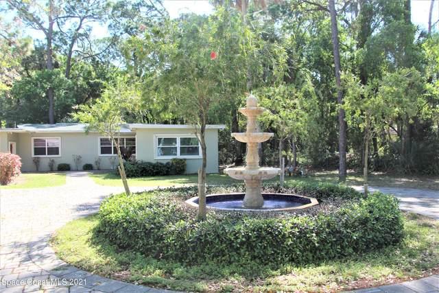 1013 S Wickham Road, West Melbourne, FL 32904 (MLS #900047) :: Premium Properties Real Estate Services