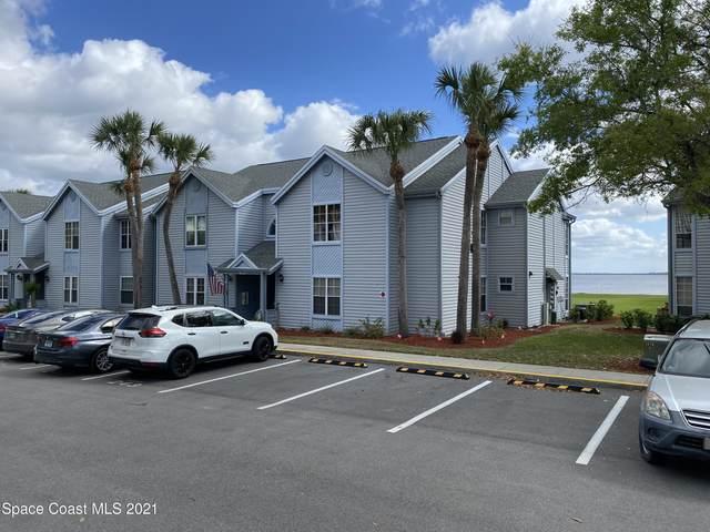 7180 Highway  1 #103, Cocoa, FL 32927 (MLS #900053) :: Premium Properties Real Estate Services