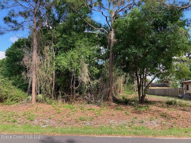885 Upland Avenue SE, Palm Bay, FL 32909 (MLS #900072) :: Engel & Voelkers Melbourne Central