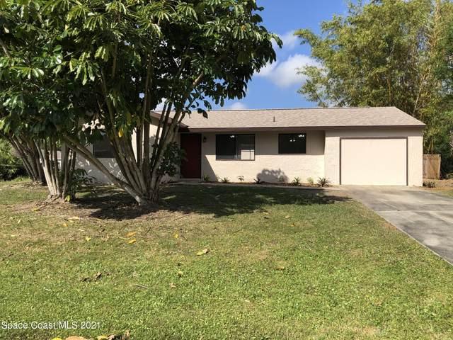784 Talmadge Avenue SE, Palm Bay, FL 32909 (MLS #900073) :: Engel & Voelkers Melbourne Central