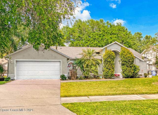 928 Osprey Lane, Rockledge, FL 32955 (MLS #900103) :: Engel & Voelkers Melbourne Central