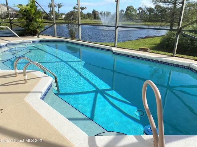 5332 Outlook Drive, Melbourne, FL 32940 (MLS #900108) :: Premium Properties Real Estate Services