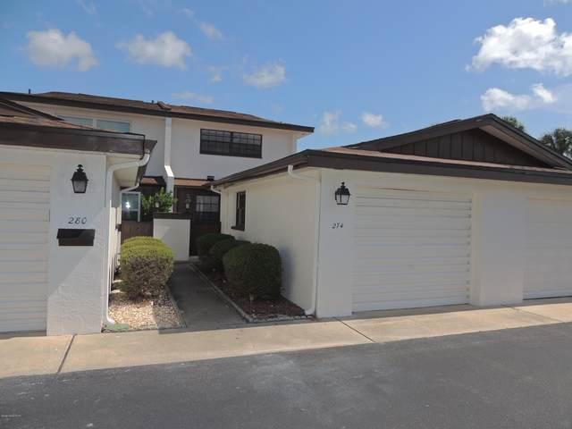 274 Queens Court, Satellite Beach, FL 32937 (MLS #900131) :: Premium Properties Real Estate Services