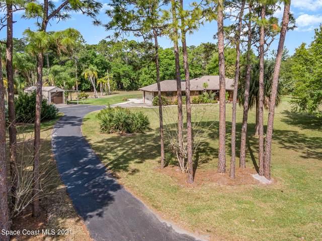 1562 Breezewood Lane NW, Palm Bay, FL 32907 (MLS #900133) :: Premium Properties Real Estate Services