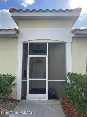 762 Bayside Drive #201, Cape Canaveral, FL 32920 (MLS #900172) :: Engel & Voelkers Melbourne Central