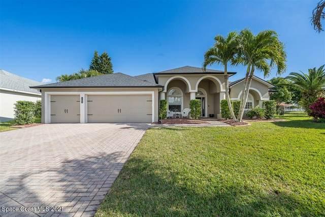 703 Bantry Court, Merritt Island, FL 32953 (MLS #900203) :: Premium Properties Real Estate Services