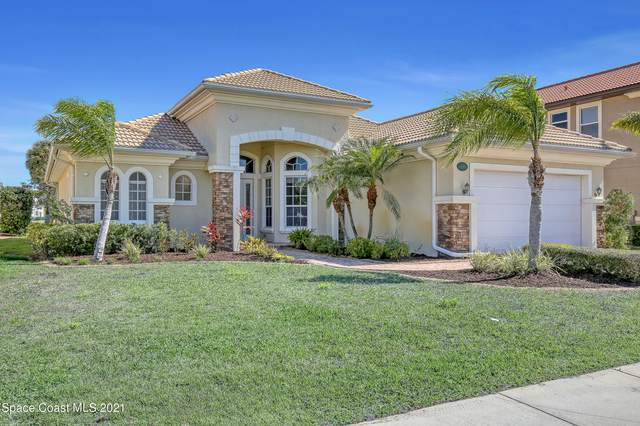 6505 Arroyo Drive, Viera, FL 32940 (MLS #900220) :: Blue Marlin Real Estate