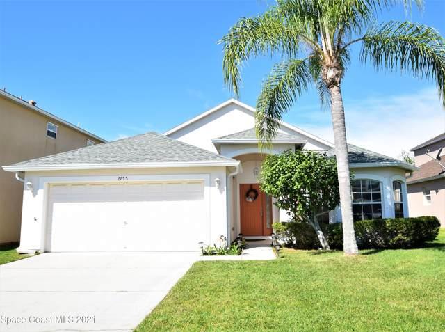 2755 Bradfordt Drive, Melbourne, FL 32904 (MLS #900285) :: Premium Properties Real Estate Services