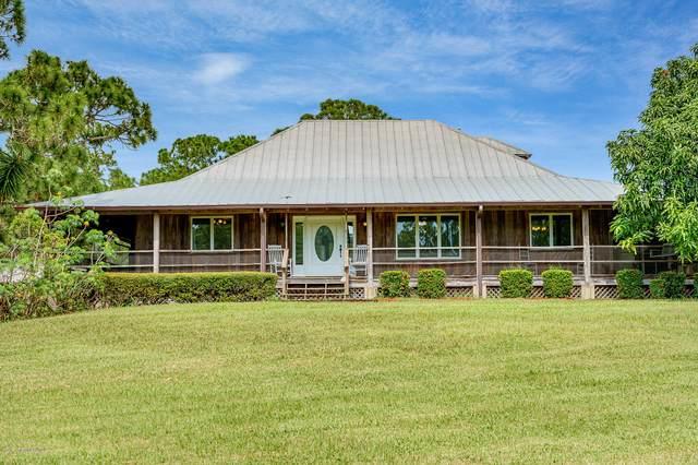 6795 Cottonwood Drive, Grant Valkaria, FL 32949 (MLS #900302) :: Premium Properties Real Estate Services