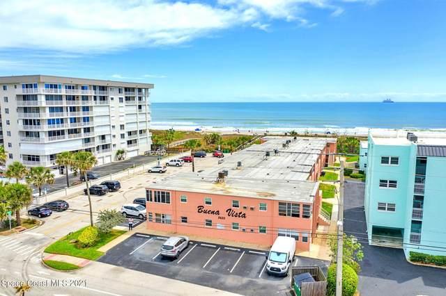 3620 Ocean Beach Boulevard #40, Cocoa Beach, FL 32931 (MLS #900319) :: Blue Marlin Real Estate