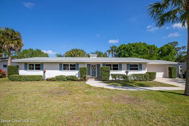 2615 Forest Drive, Melbourne, FL 32901 (MLS #900345) :: Premium Properties Real Estate Services