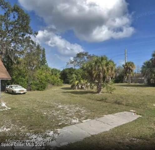 308 E Strawbridge Avenue, Melbourne, FL 32901 (MLS #900354) :: Premium Properties Real Estate Services