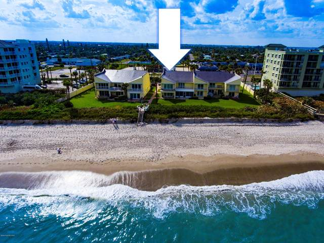 259 Ocean Residence Court, Satellite Beach, FL 32937 (MLS #900378) :: Blue Marlin Real Estate