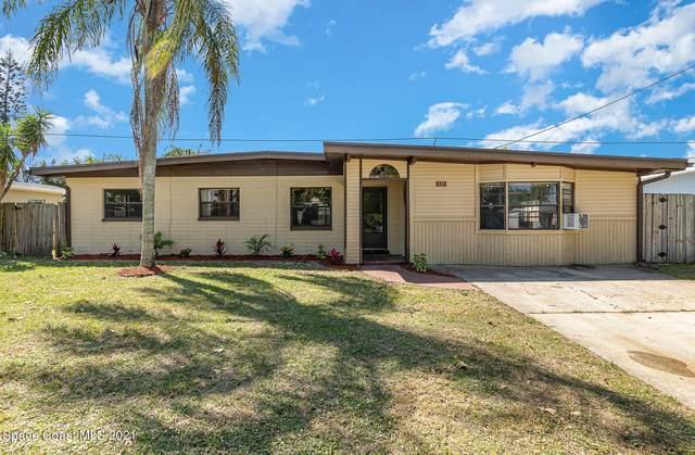 235 Birch Avenue, Merritt Island, FL 32953 (MLS #900408) :: Engel & Voelkers Melbourne Central