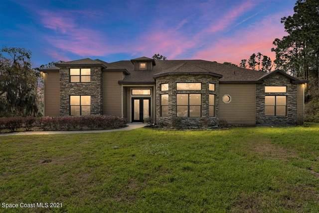 2845 Night Heron Drive, Mims, FL 32754 (MLS #900414) :: Premium Properties Real Estate Services