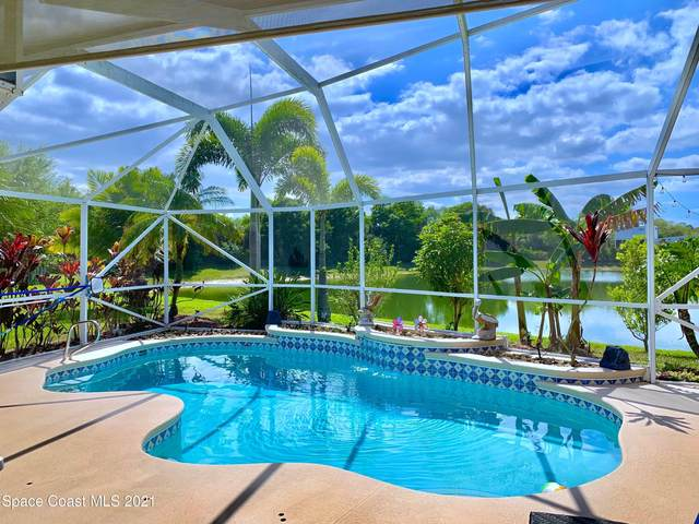2776 Madrigal Lane, Melbourne, FL 32904 (MLS #900440) :: Premium Properties Real Estate Services