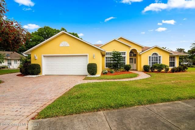 530 Willowgreen Lane, Titusville, FL 32780 (MLS #900448) :: Premium Properties Real Estate Services