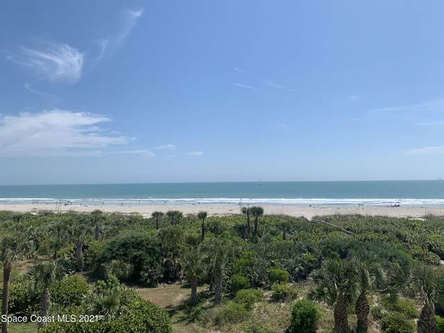 8700 Ridgewood Avenue 407B, Cape Canaveral, FL 32920 (MLS #900495) :: Engel & Voelkers Melbourne Central