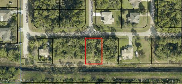 634 Henlock Street SE, Palm Bay, FL 32909 (MLS #900497) :: Armel Real Estate