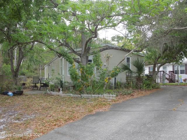 1605 Ridge Drive, Cocoa, FL 32926 (MLS #900512) :: Engel & Voelkers Melbourne Central